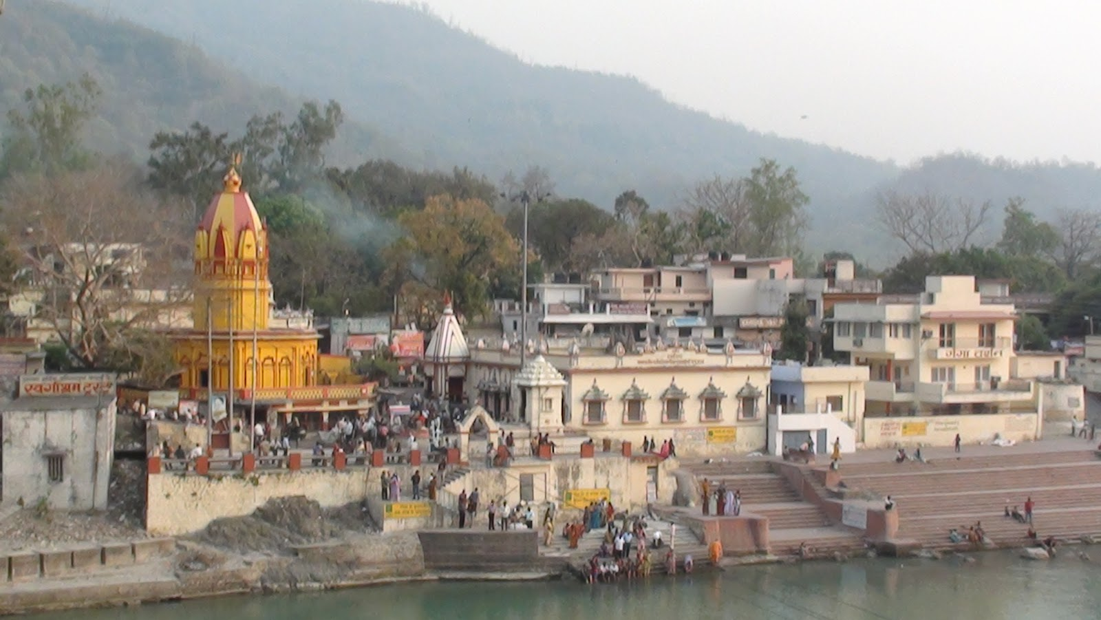 I 39 m not in kansas anymore transcendental rishikesh for Terrace jhula