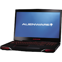 Alienware AM17XR3-7000BK gaming laptop