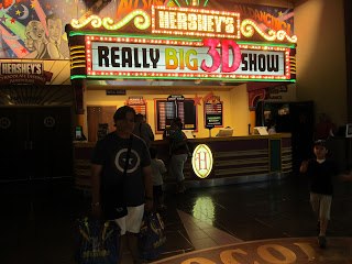 Hershey's Chocolate World 3D Show