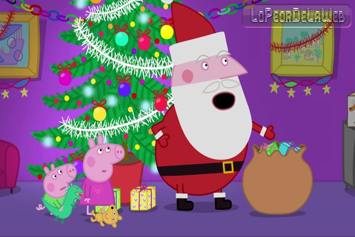 Peppa Pig - Especial - La Navidad de Peppa[2014] MP4 Latino