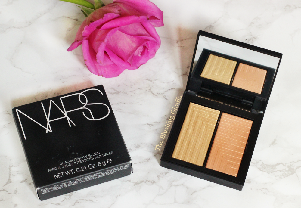 NARS Dual-Intensity Blush in Jubilation.