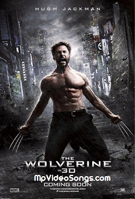 Watch Online The Wolverine (2013) Full Movie Hindi HD Mp4