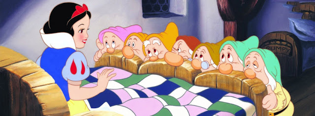 Snow White With Seven Muskitos