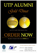 Gold Dinar Promotion poster