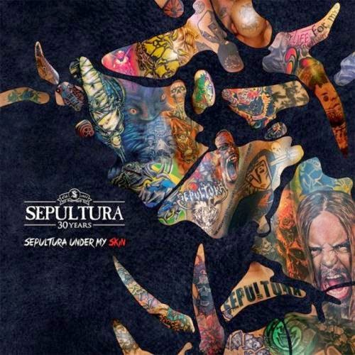 Sepultura Under My Skin cover