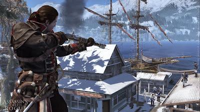 Assassins Creed: Rogue (2015) RePack PC Game
