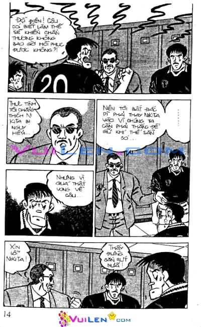 Jindodinho - Đường Dẫn Đến Khung Thành III Tập 60 page 14 Congtruyen24h