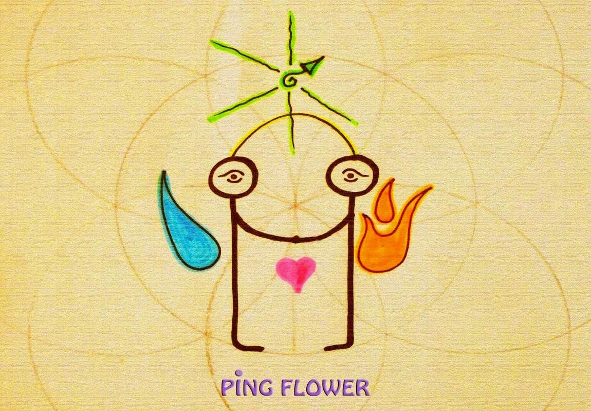 PING Flower
