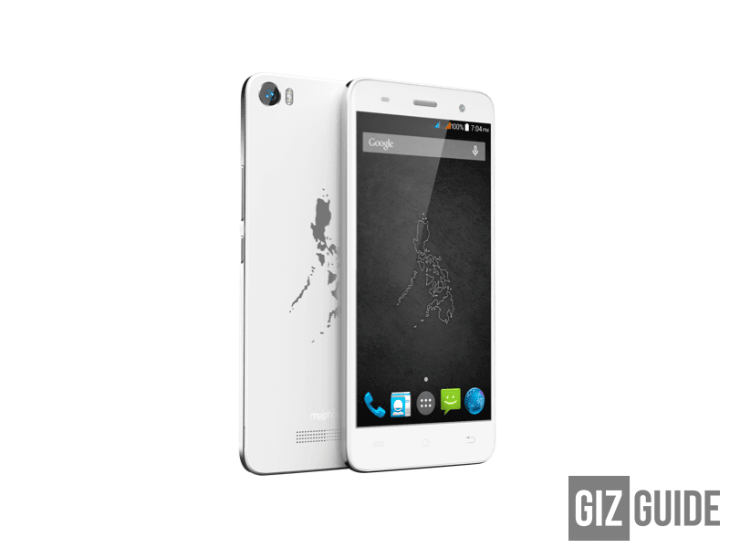 EXCLUSIVE! MYPHONE MY31 ANNOUNCED! AN OCTA CORE WITH GREAT BUILD QUALITY PRICED AT JUST 4,999 PESOS!