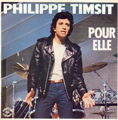 le bon craignos philippe timsit 45t 1982