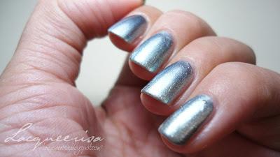 Nails Top Shop Mermaid - 3 Coats
