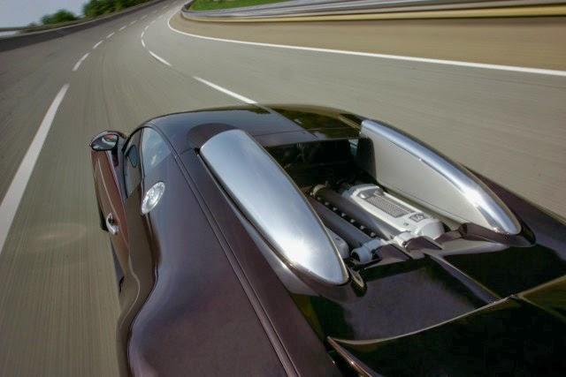 Bugatti Veyron Super Sport Ehra-Lessien