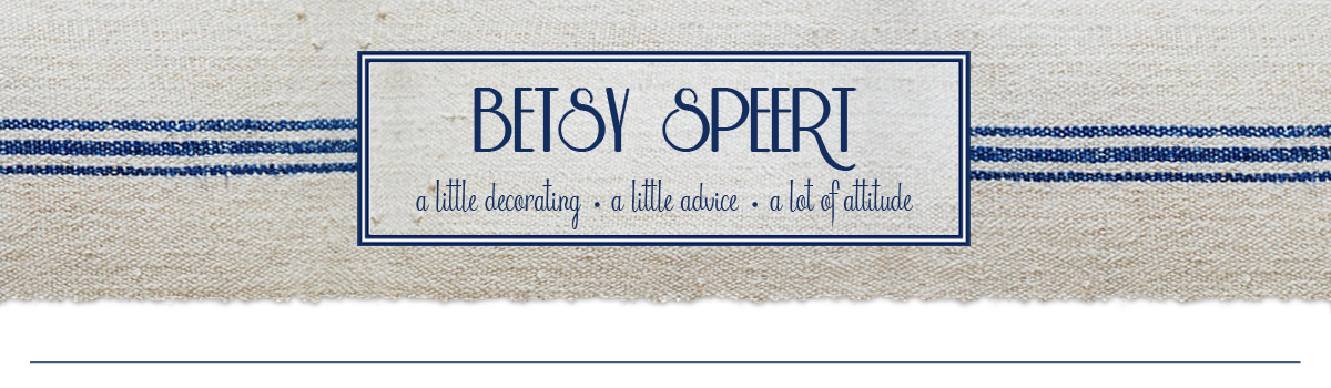 Betsy Speert's Blog