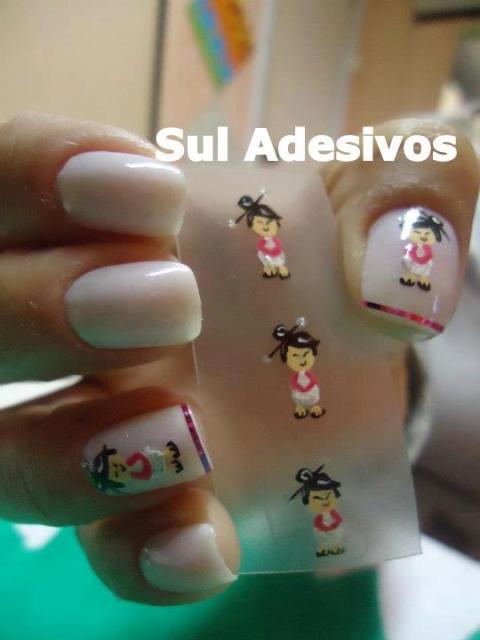 ADESIVOS DECORADAS PARA UNHAS SUL ADESIVOS4