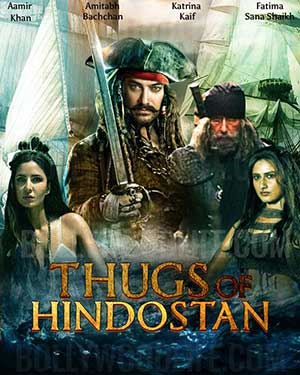 Thugs Of Hindostan 2018 Hindi Movie Official Trailer 720p