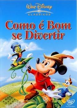 Filme Poster Disney: Como é Bom Se Divertir DVDRip XviD & RMVB Dublado