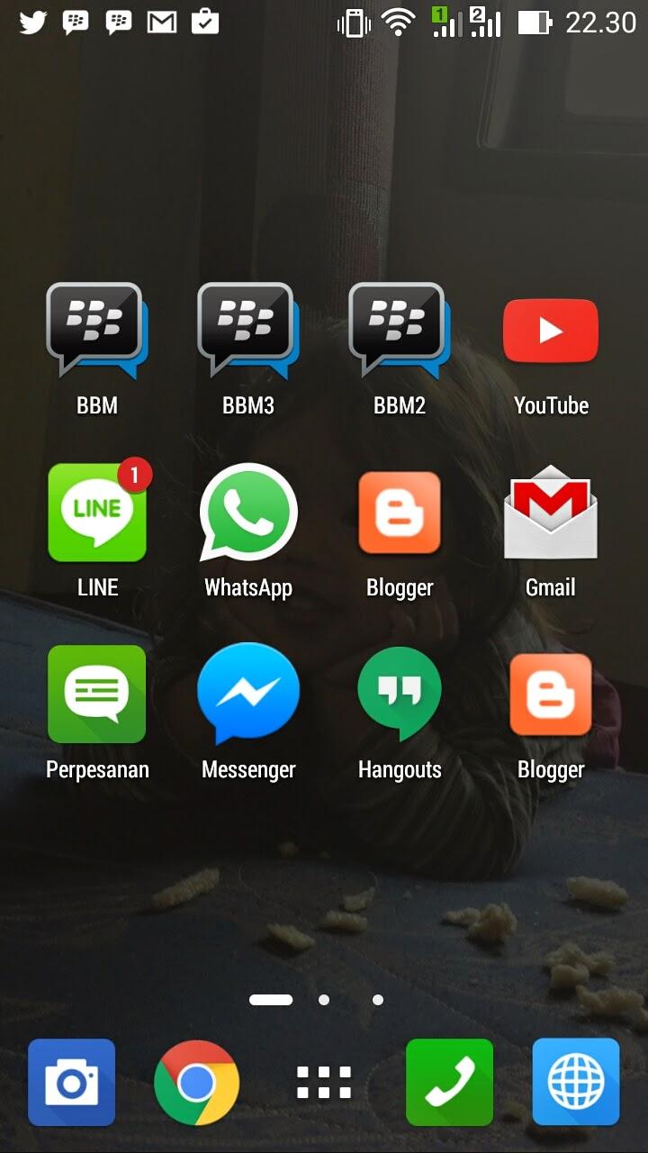 Cara Instal Bbm Lebih Dari Satu Di Ponsel Android