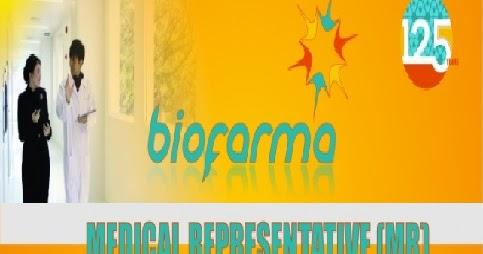 Lowongan Kerja BUMN Terbaru Bio Farma (Persero) Tahun 2016