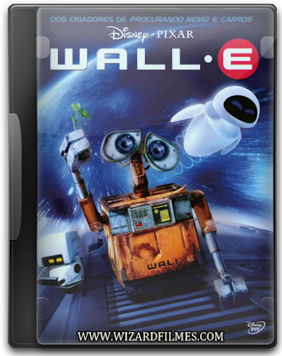 WALL-E Torrent BluRay 720p e 1080p Dual Áudio (2008)
