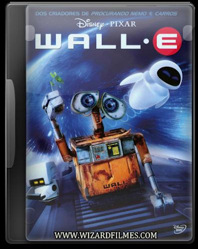 WALL-E Torrent BluRay 720p e 1080p Dual Áudio (2008)