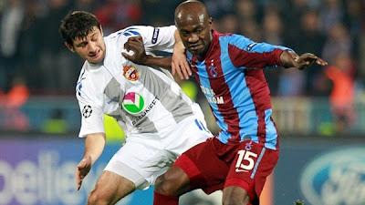 Trabzonspor 0 - 0 CSKA Moscow (1)