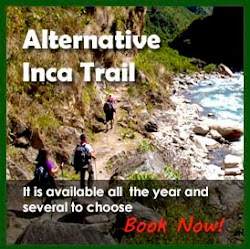 Alternative Inca Trail