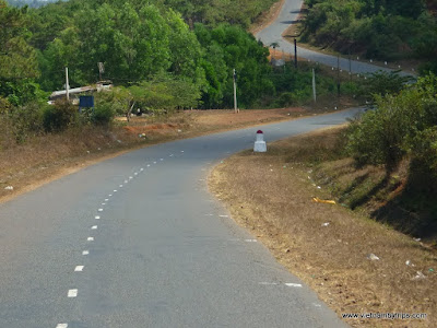 Buon Ma Thuot trip - national road 14