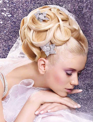 Wedding Updo Hairstyles 2012