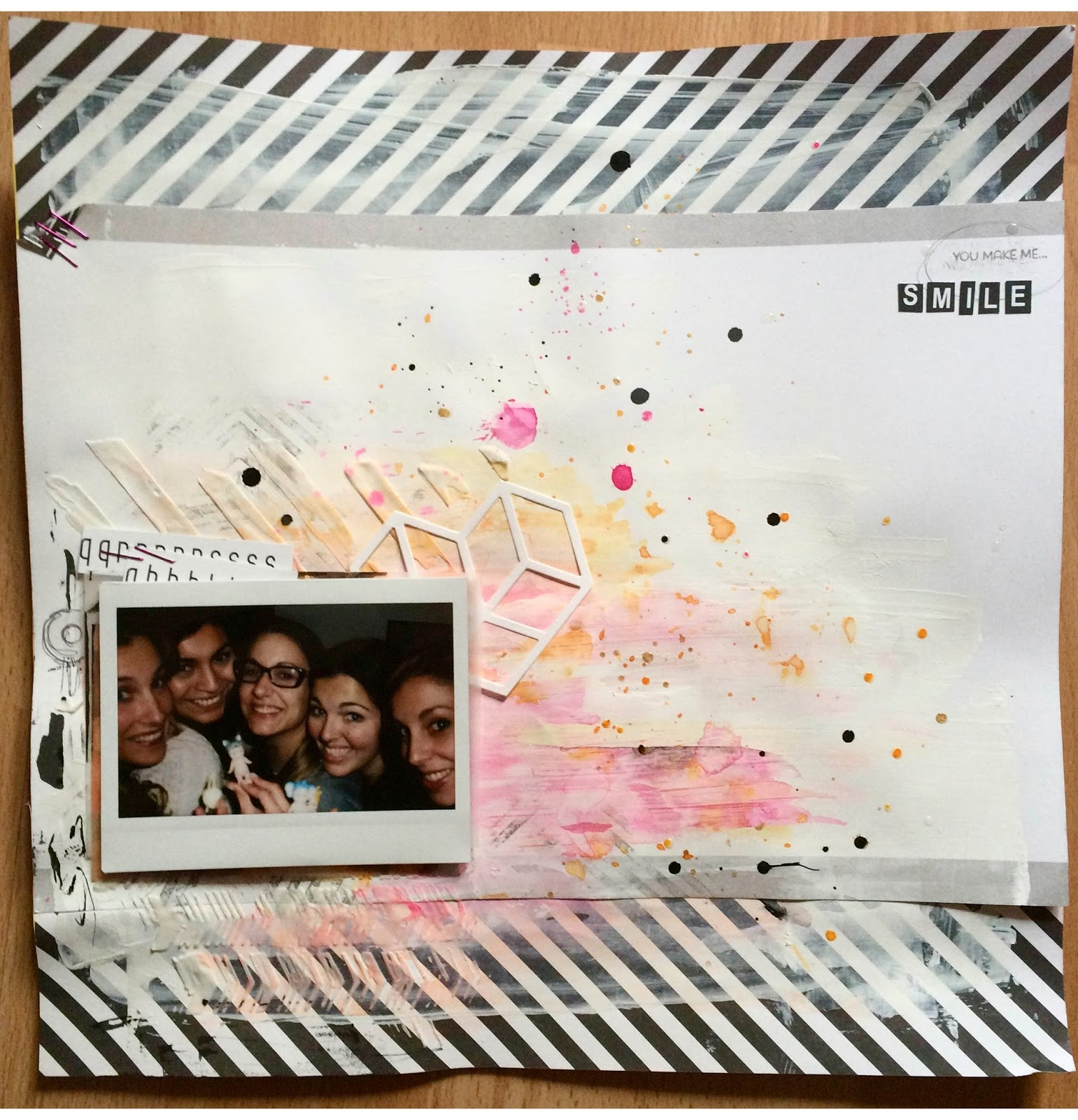 guarreo power scrapbooking