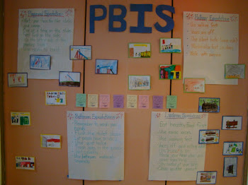 PBIS Wall