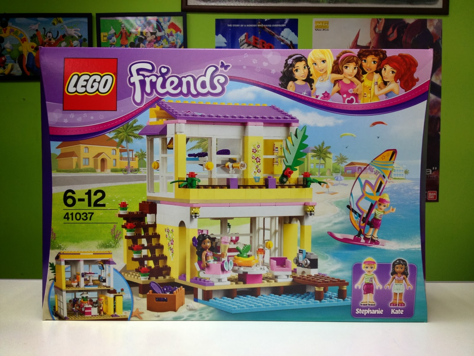 Lego Friends 2014 Sets DeToyz Shop: 2014 Lego...