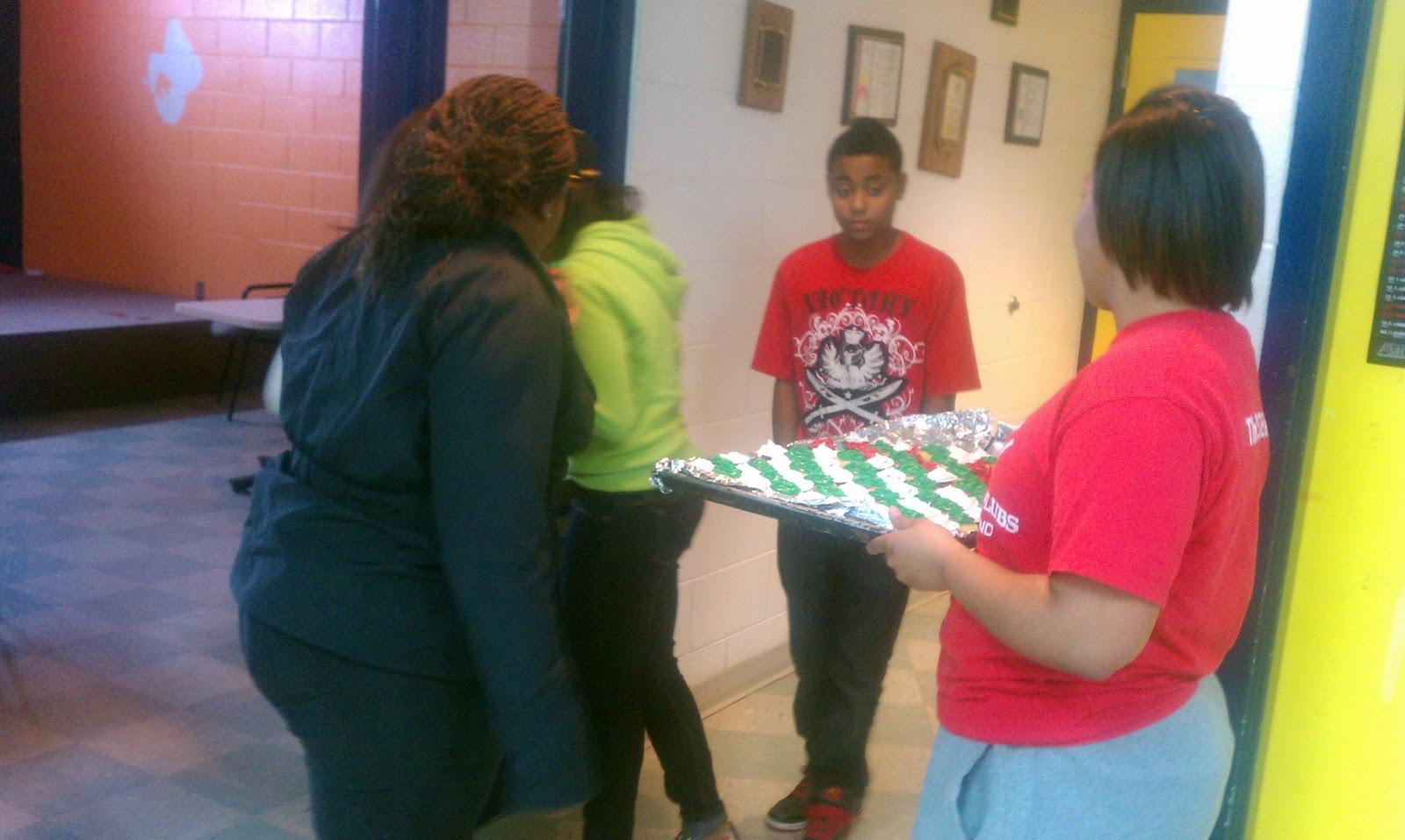 Teen Center On January 21