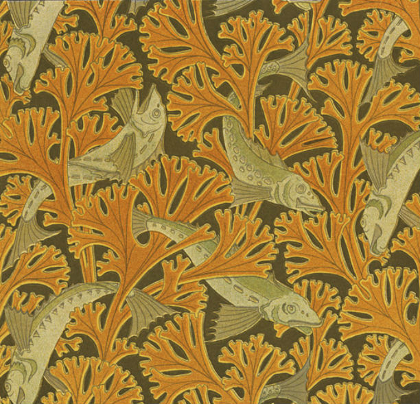 Fish And Seaweed Wallpaper 1897