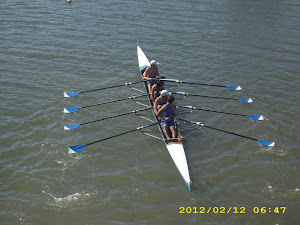 CLUB COLONIA ROWING EN JAUREGUIBERRY - 2012