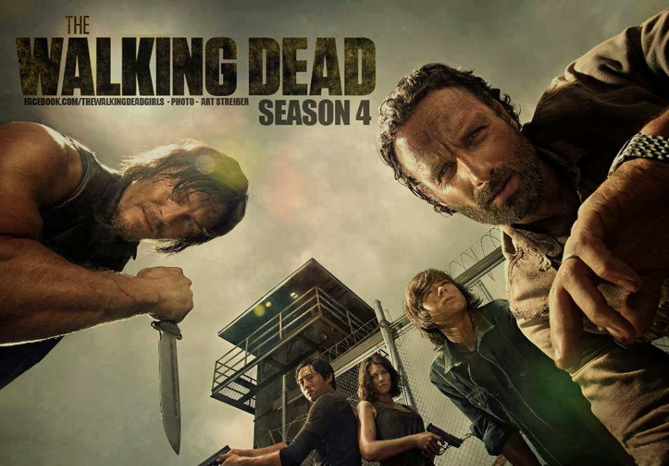 The Walking Dead Season Four: New Images - Zombie of the Week