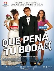 Ver Que Pena tu Boda Película Online (2011)