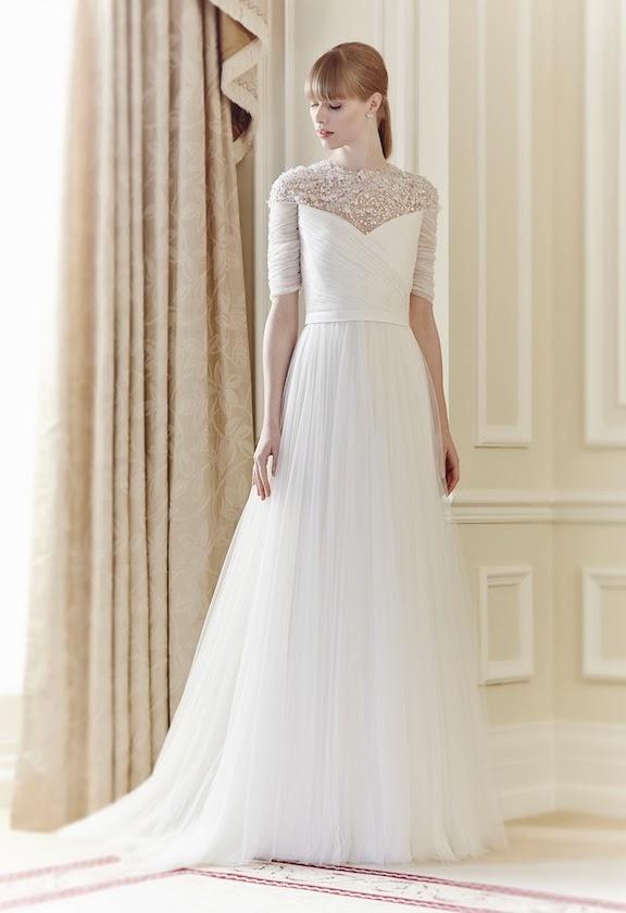 Collection robes de mari e jenny packham 2014 tout pour for Jenny packham robe de mariage de saule