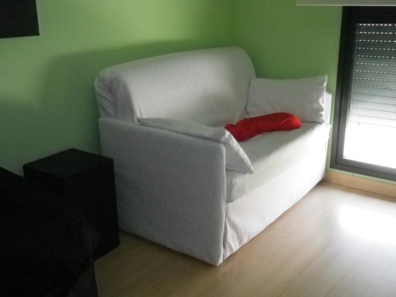 Mis cositas de manualidades funda de sof - Funda sofa blanca ...