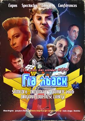 Flashback, le 1er Salon des Années 80 !