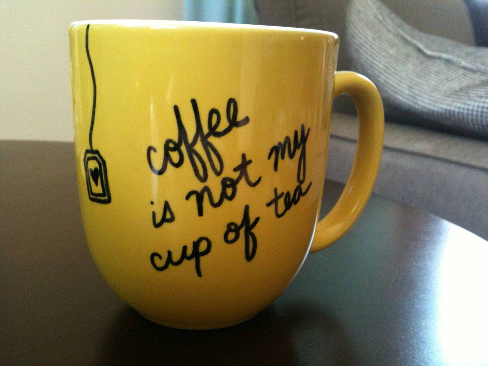 coffee mug design ideas a coffee mug a sharpie marker
