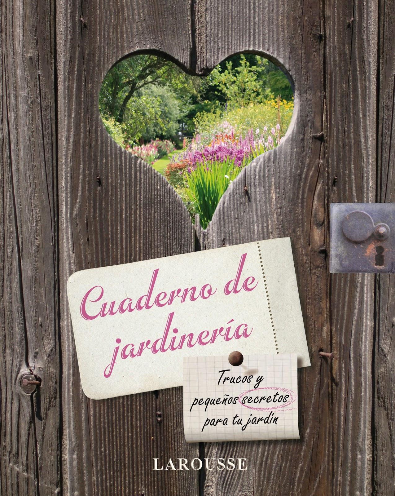 un libro joya para dar encanto a tu jardn