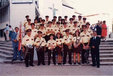 BANDA FESTAS DE PAÇO DE ARCOS 1999