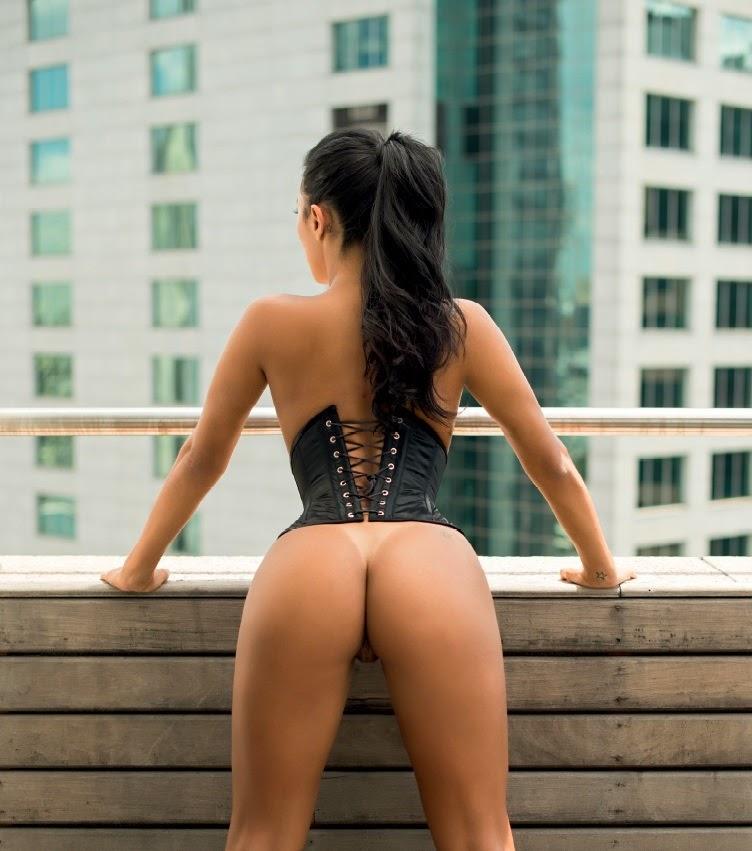 Gaby Fontenelle Playboy Brazil