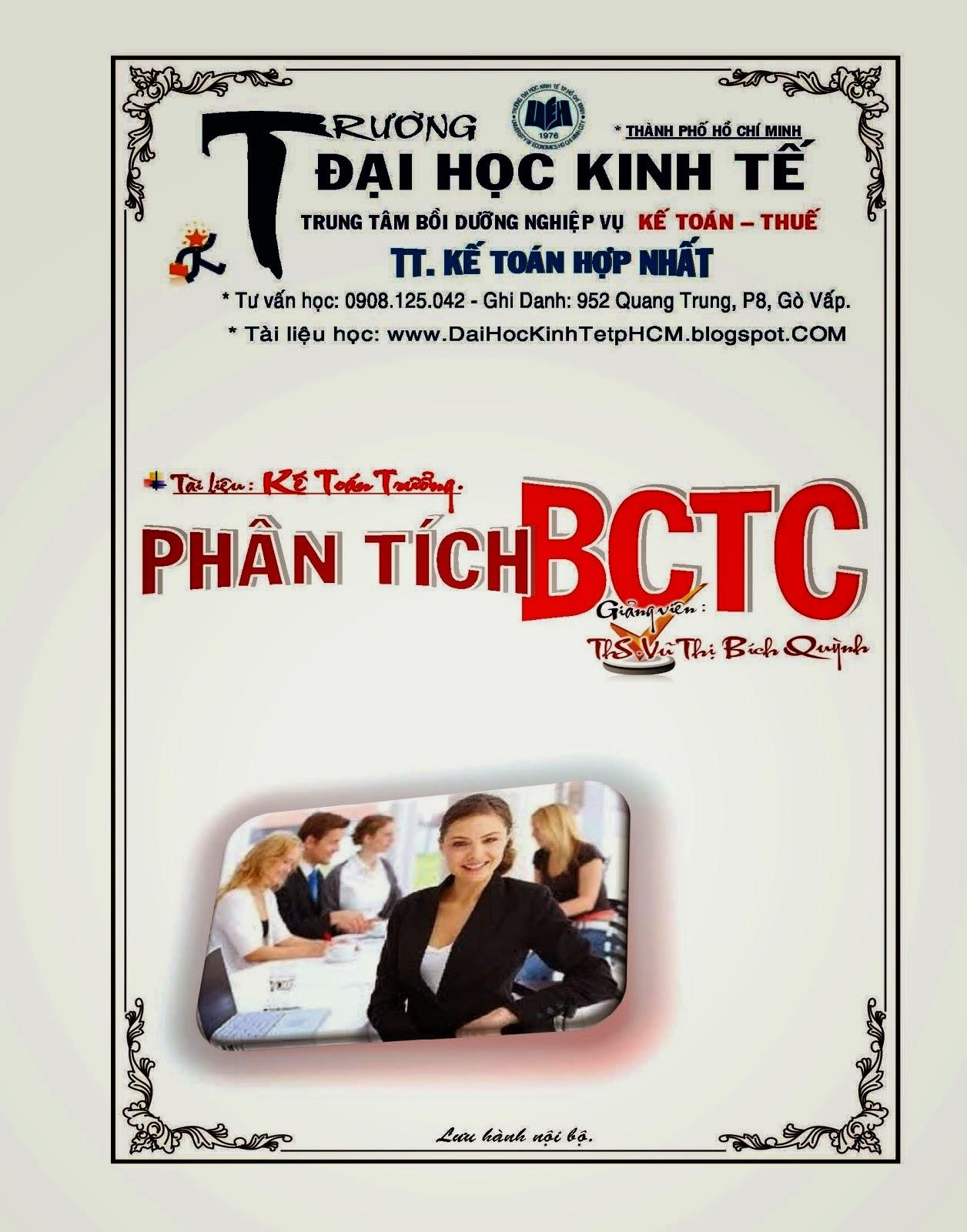 Phân Tích BTTC