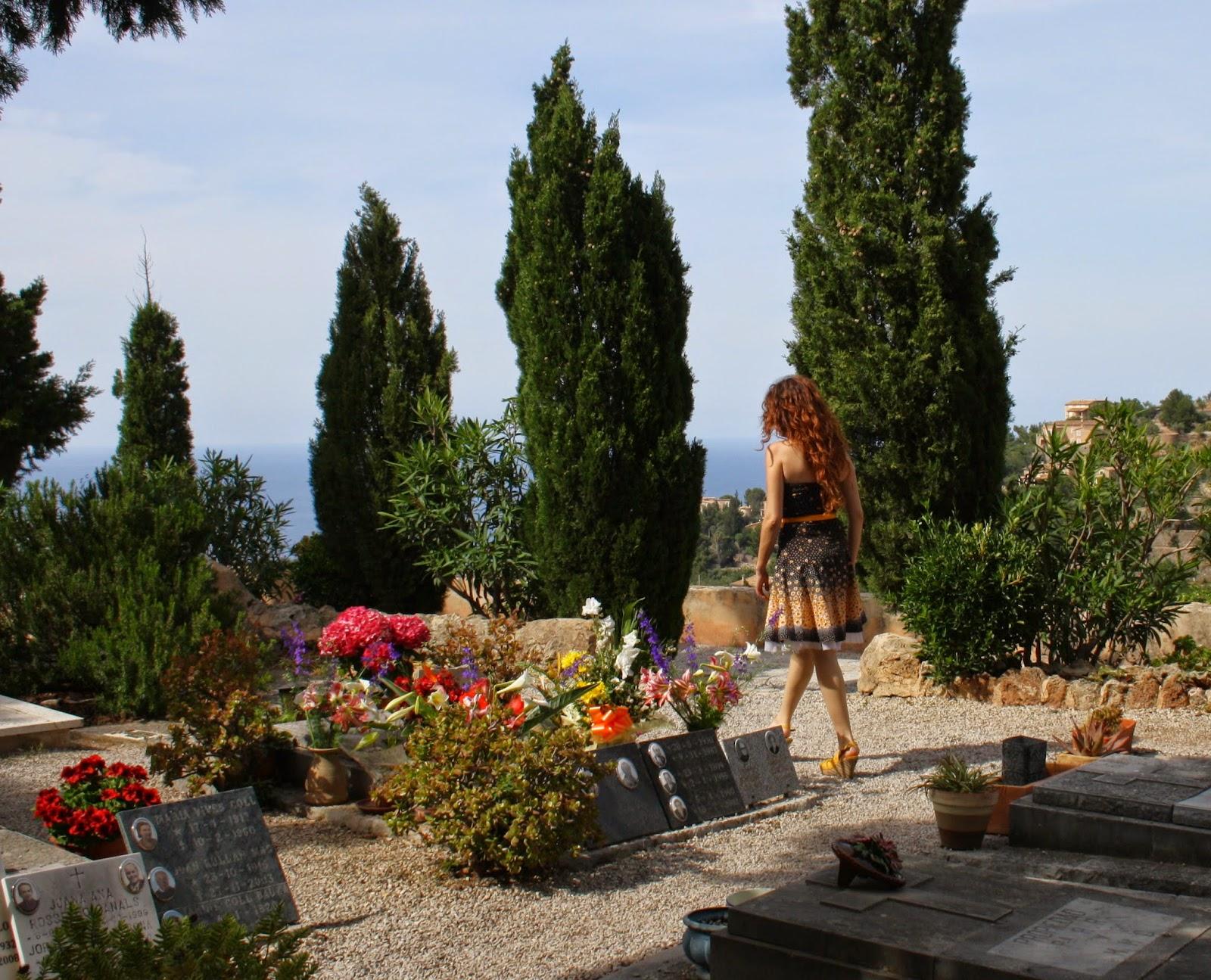 cementerio deia