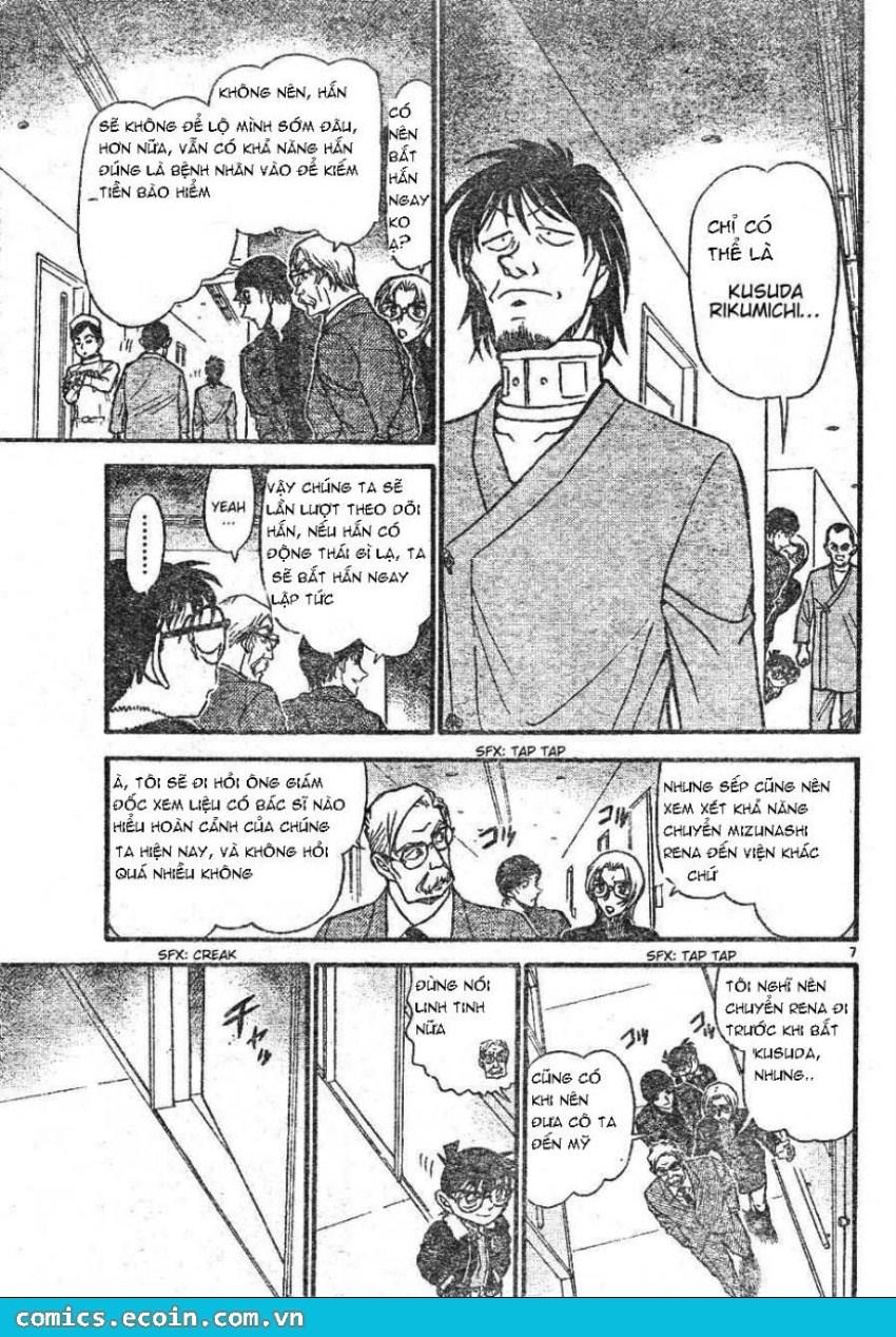 Detective Conan - Thám Tử Lừng Danh Conan chap 598 page 7 - IZTruyenTranh.com