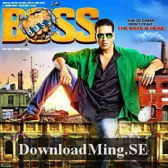boss film hindi song
