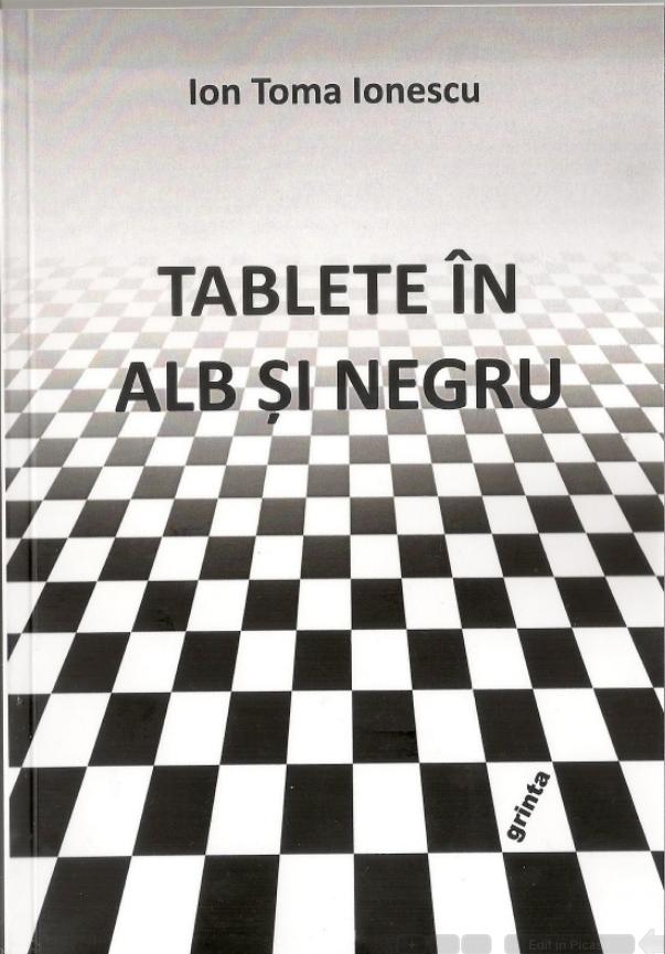 Tablete in alb si negru. Grinta 201
