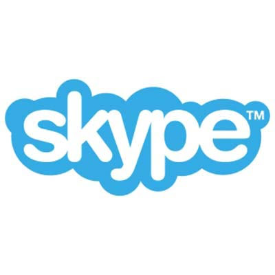 Logo Skype Format Coreldraw