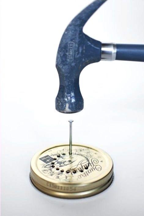 Cara membuat lampu hias dari stoples bekas ( cara membuat kerajinan ...